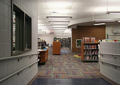 Fairfax - White Oaks ~ Interior, Library