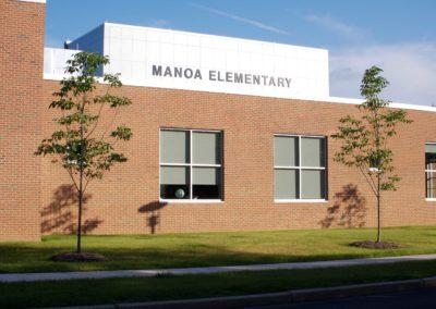 Haverford - Manoa ~ Elementary - Exterior 2 [MKH]