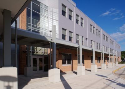 Haverford - Manoa ~ Elementary - Exterior 3a [MKH]