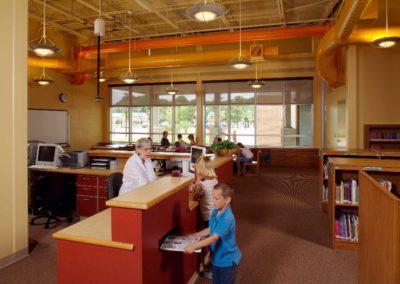 Haverford - Manoa ~ Elementary - Interior Library 1 [MKH]