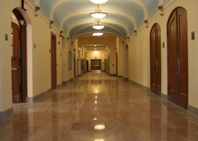 Hazelton - HES ~ Elementary - Interior Corridor