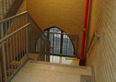 Hazelton - HES ~ Elementary - Interior stairwell 3