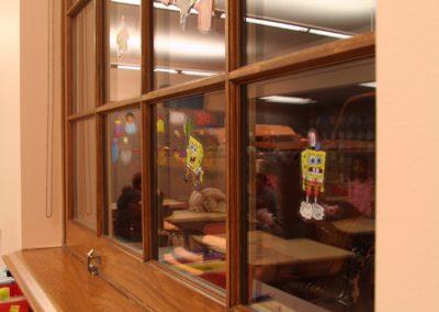 Hazelton - HES ~ Elementary - Interior window 2