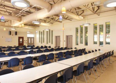 Mount Union - MUJSHS ~ Jr Sr High - Interior Cafeteria 1 [MKH]