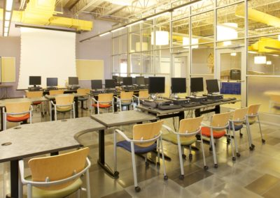 Mount Union - MUJSHS ~ Jr Sr High - Interior Computer Lab 1 [MKH]