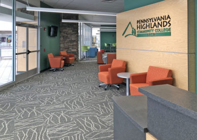 PHCC - LVM ~ Reception Lobby