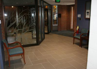 Penn State Altoona - Eve Chapel - Lobby
