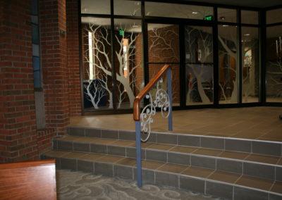 Penn State Altoona - Eve Chapel - Lobby from Sanctuary