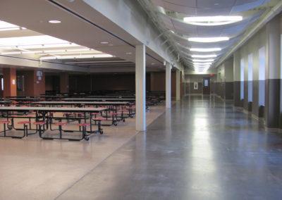 Reading - Intermediate High ~ Interior, Cafeteria 2 (MH)