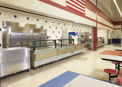 Shikellamy - SMS ~ Middle - Interior Cafeteria 1