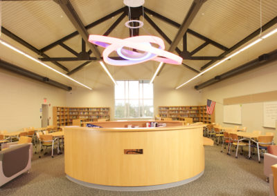 Shikellamy - SMS ~ Middle - Interior Library 1