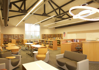 Shikellamy - SMS ~ Middle - Interior Library 2