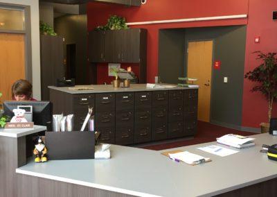 Westmont HT Jr&Sr High School - Westmont Hilltop - High School ~ Interior Administration(KM)