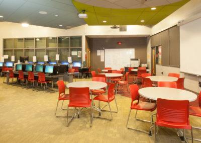 Westmont HT Jr&Sr High School - Westmont Hilltop - High School ~ Interior Commons 1 (MH)