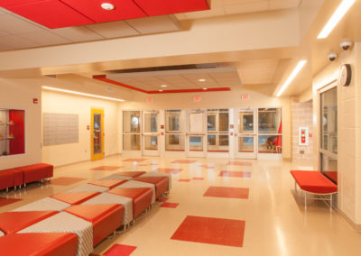 Westmont Hilltop - Elementary ~ Interior, Lobby (MH)