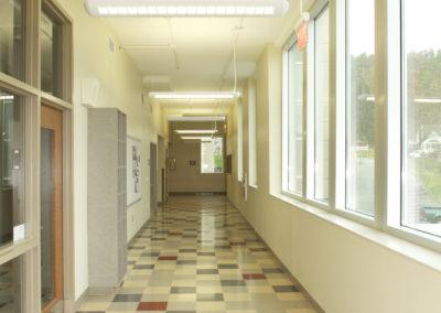 Willamsport - WAMS ~ Middle -Interior Admin Corridor 2