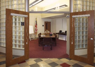 Willamsport - WAMS ~ Middle - Interior Admin Offices 2