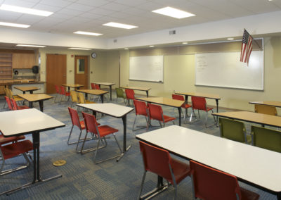 Willamsport - WAMS ~ Middle - Interior Classroom 2 (VM)