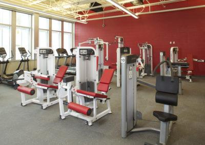 Willamsport - WAMS ~ Middle - Interior Gymnasium 4