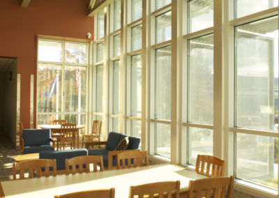 Willamsport - WAMS ~ Middle - Interior Library 2