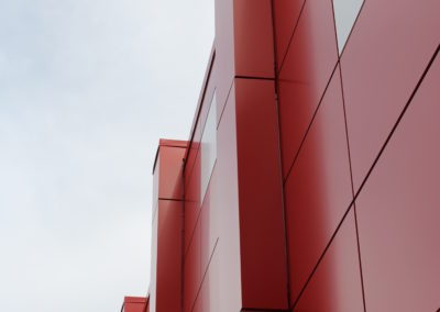 Williamsport - WAHS ~ HS - Exterior Close Up